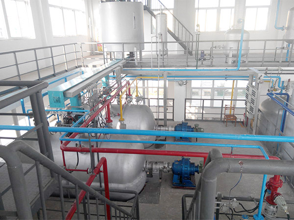 chili red pigment extraction equipment